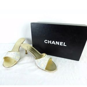 COMING SOON! RARE CHANEL KITTEN HEELS